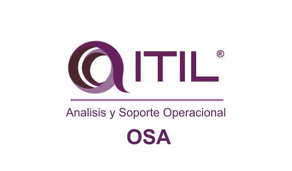 Análisis y soporte operacional (OSA)